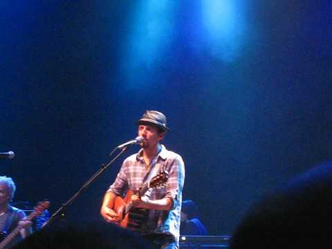 Jason Mraz - Details In The Fabric With James Morrison - Las Vegas - 5-10-2009