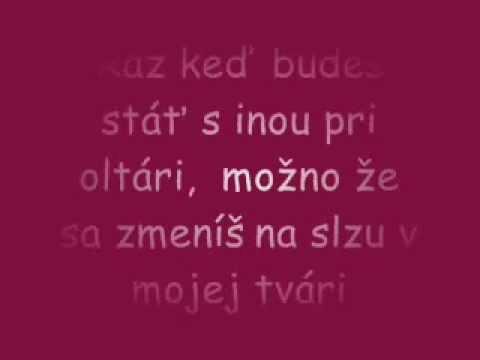 Kristína-Pri Oltári  karaoke/instrumental