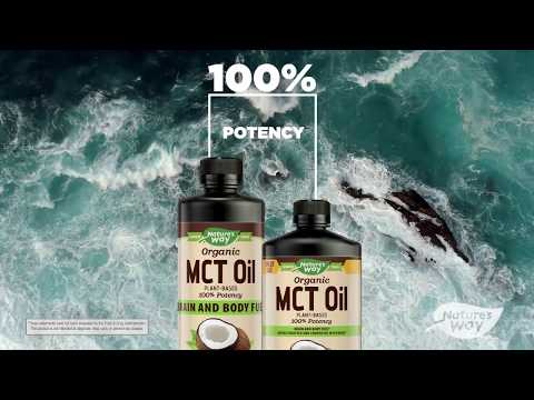 MCT Oil - Nature's Way®