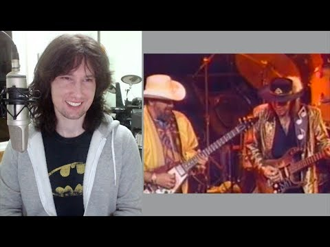 British guitarist analyses Lonnie Mack and Stevie Ray Vaughan live in 1986! Mp3