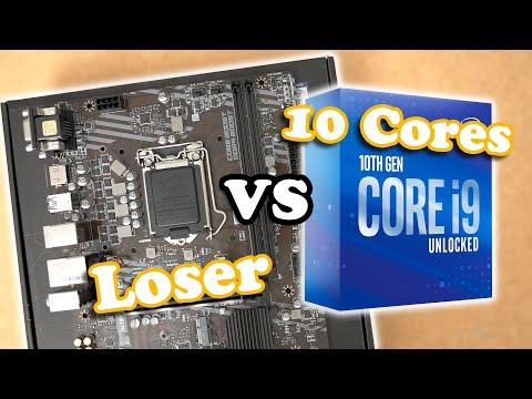 10 Core Gaming CPU vs Loser Motherboard...