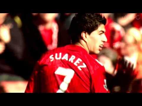 Luis Suarez - Fix You / Liverpool FC / 2012 / 720HD