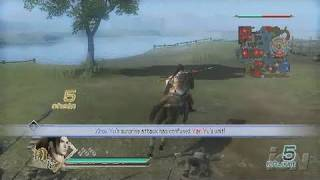 Dynasty Warriors 6 PlayStation 3 Gameplay - Zhao Yu on