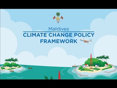 Maldives Climate Change Policy Framework