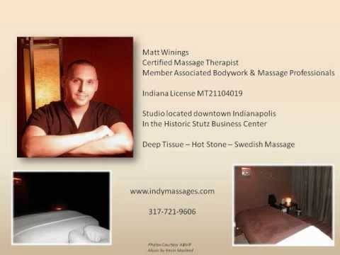 Massage Indianapolis Indiana - Massage is an investment in your health