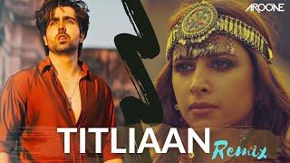 Titliaan Remix   Harrdy Sandhu  Aroone  Sargun Mehta  Afsana Khan   Jaani   Avvy Sra  Arvindr Khaira
