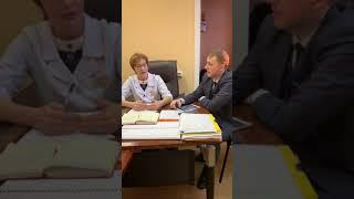 Прямой эфир с Ушаковой О.В. главным врачом Клинико-диагностическим центром