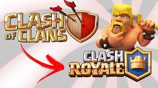 CLASH OF CLANS ESTÁ VIRANDO CLASH ROYALE? - Clash of Clans (Atualização Maio/2016)