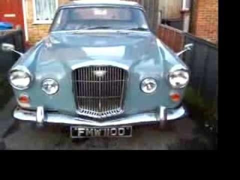 Wolseley 6/110 BMC Farina