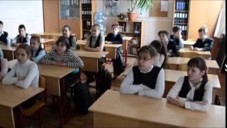 Урок в музее русского слова