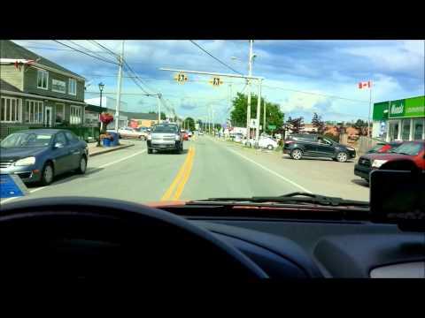 Driving Thru St.