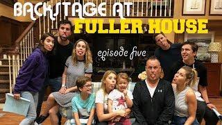 SNEAK PEEK - Behind the Scenes at FULLER HOUSE