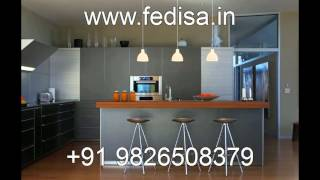 Nagarjuna House Kitchen Island Furniture Corner Kitchen Hutch 2)