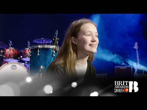 Sigrid at ELAM | BRITs Masterclass