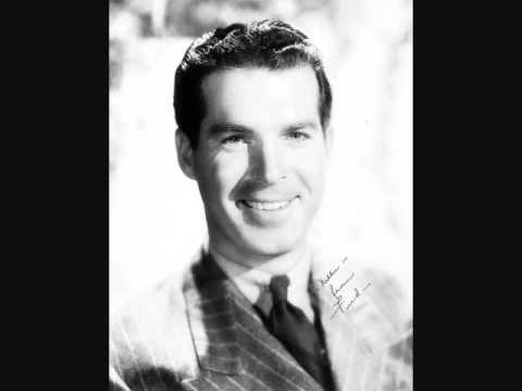 Fred MacMurray with Gus Arnheim's Coconut Grove Orchestra - All I Want is Just One (1930)