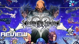 Kingdom Hearts 2.5 HD Remix | Test, Review | PS3