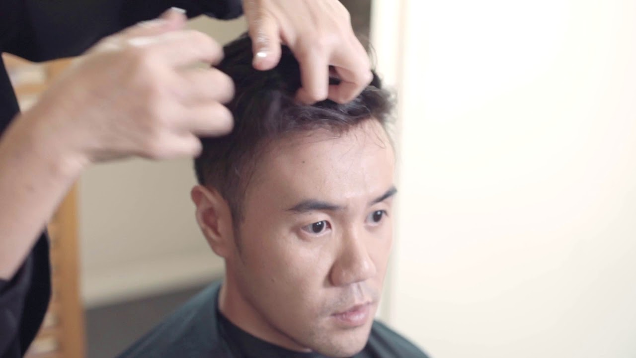 Svenson Hair Centerfollicraftinstant Transformation Youtube