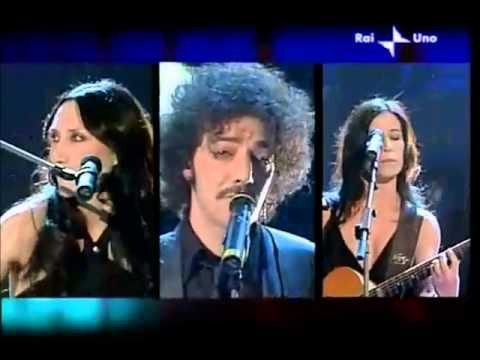 Il Solito Sesso  Max Gazzè, Paola Turci, Marina Rei