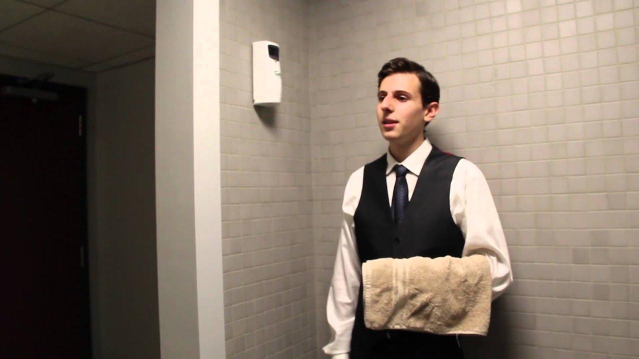 The Bathroom Attendant Youtube