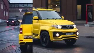 Крутой УАЗ тестируем - Патриот - с турбо и автоматом