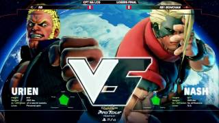 sfv rb vs rb bonchan red bull battle grounds loser finals cpt 2016