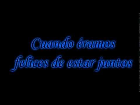 Quizás Si, Quizás No - Los Gestos De La Doña (Lyrics)