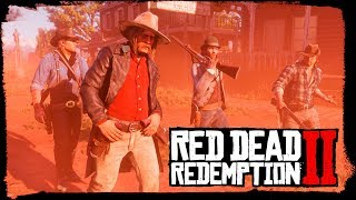 Red Dead Redemption 2 - On Continue La Campagne - 02