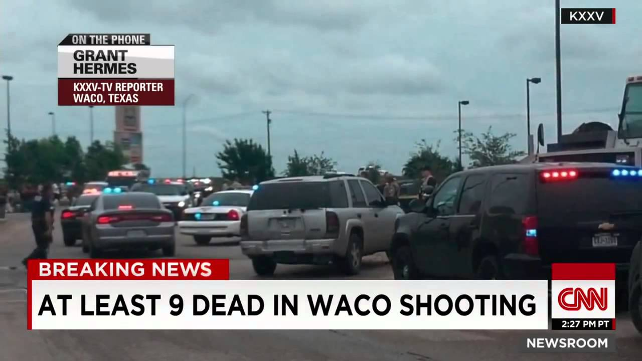 Biker Gang Shooting: Shoot Out Leaves 9 Dead In Waco Texas (17th May 2015)