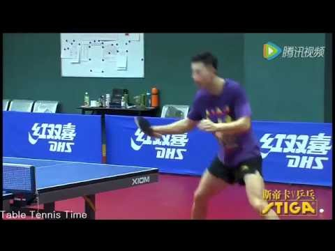[NEW] Ma Long - Training 2 For Rio Olympic 2016