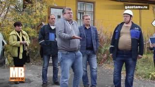 Воркута. Комиссия на ТЭЦ