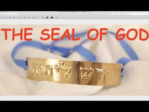 Understanding The Seal Of God And The 144,000! Rapture Soon! Amen!