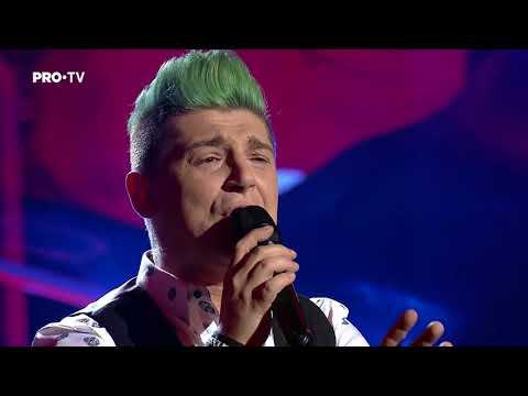 Mano Botond Raduly - Hello   Live 2   Vocea Romaniei 2017