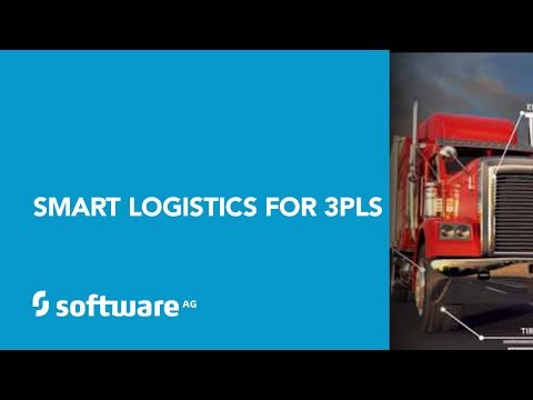 Smart Logistics for 3PLs by Software AG