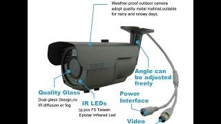 Обзор AHD камеры Smar SAE60-AX3CS2004M