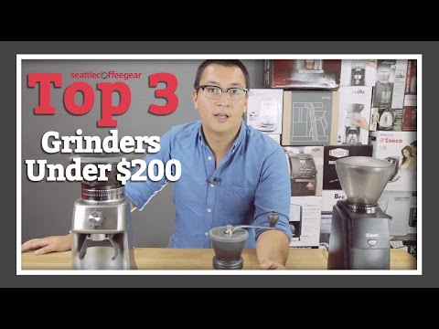 Top 3 Coffee Grinders Under $200 | SCG's Top Picks