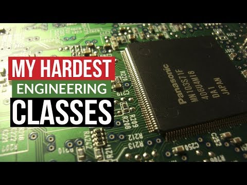 My Hardest Engineering Classes - YouTube