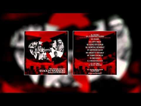 Wu-Tang Clan - Shaolin Warriors (Mixtape 2010)