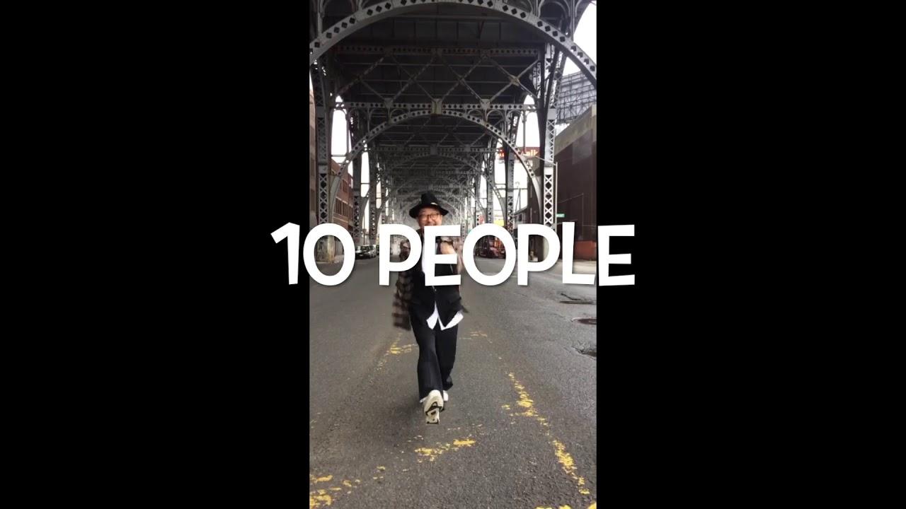 0c1663a6e5 10 People, 10 Colors