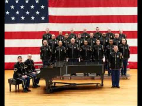 The U.S. Army Song Performed by U.S. Army Band and Chorus