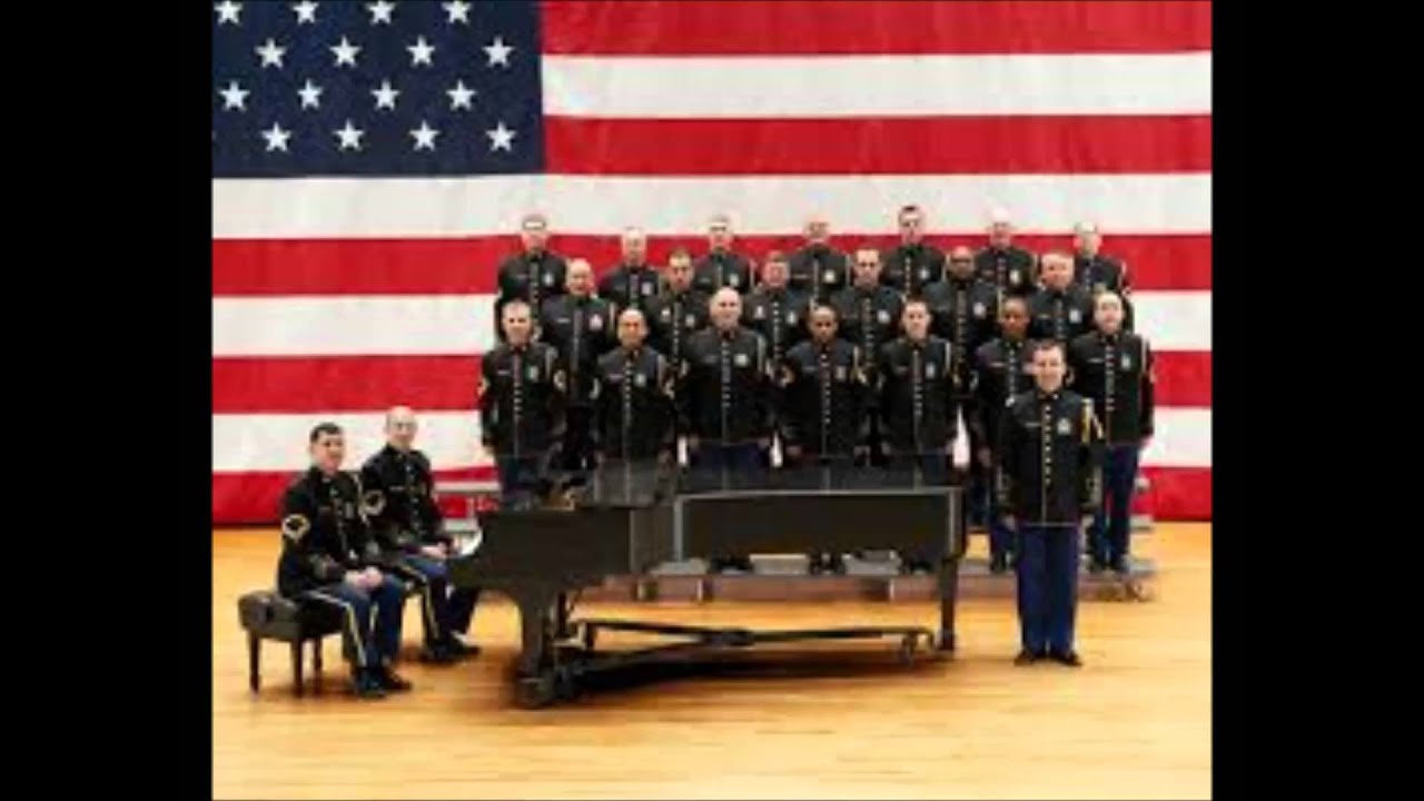 The U S  Army Song Performed by U S  Army Band and Chorus