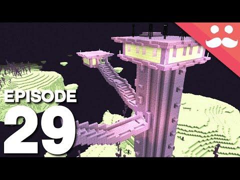 Hermitcraft 5: Episode 29 - END BUSTING!