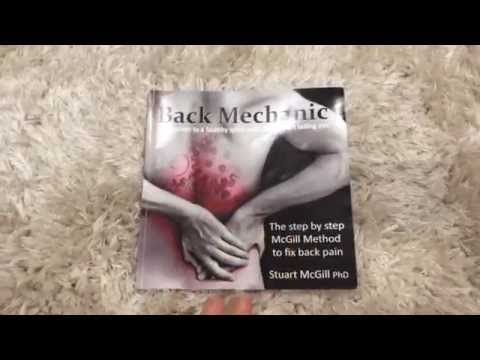 Stuart Mcgill Ultimate Back Fitness And Performance Pdf