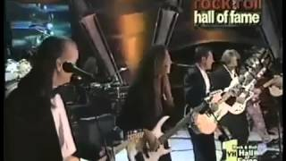 Gambar cover Eagles - Hotel California Live at 1998 Hall of Fame Induction