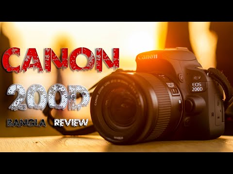 CANON 200D FUll Review || best budget dslr camera || Stack Technology 2018