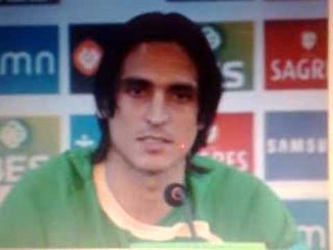 Portugal's Fernando Meira Interview On Luiz Felipe Scolari