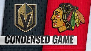 11/27/18 Condensed Game: Golden Knights @ Blackhawks