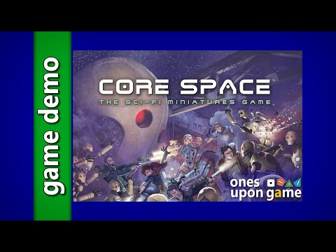 Core Space | Board Game | BoardGameGeek