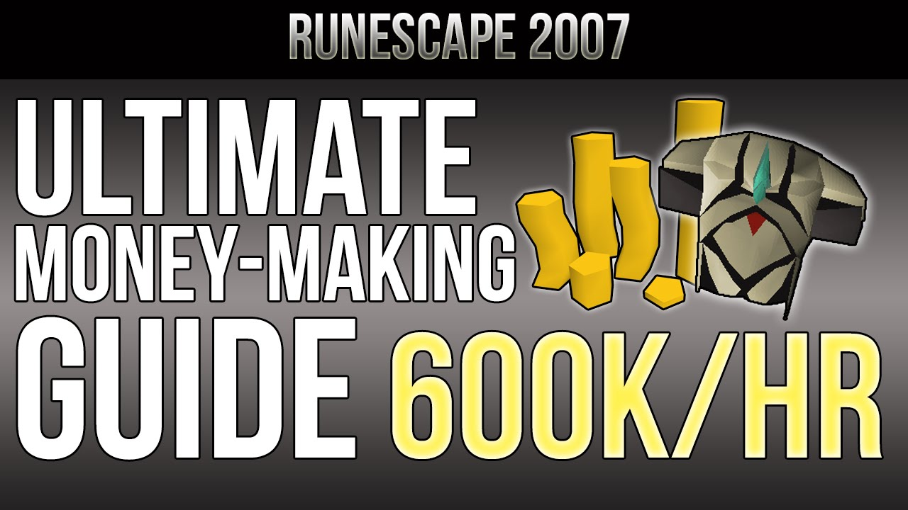 Osrs Ultimate Money Making 600khr Magic Experience Old School