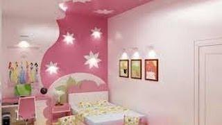 Decoracion de cuartos infantiles para niñas 6