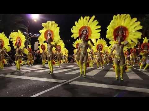 Comparsas Ritmo y Armonía · Carnaval 2014 · Santa Cruz de Tenerife